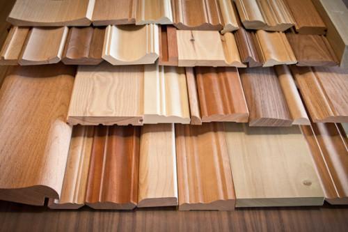 Finishing of Wood Mouldings | Stanza Machinery